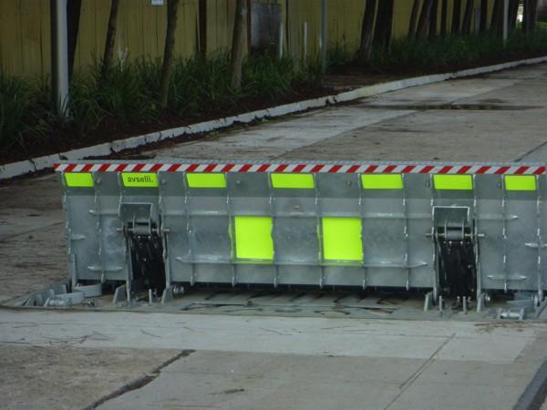 avselli LW4C HVM barrier