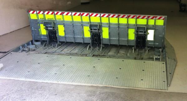 avselli LW7 barrier