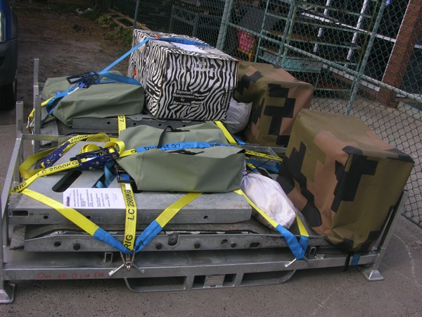 avselli LW3 QF packed