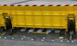 AVS-elli LW4 Vehicle Barrier in open position